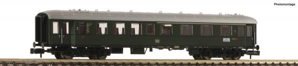 N Eilzugwagen 1./2. Klasse DB Ep.3 grün