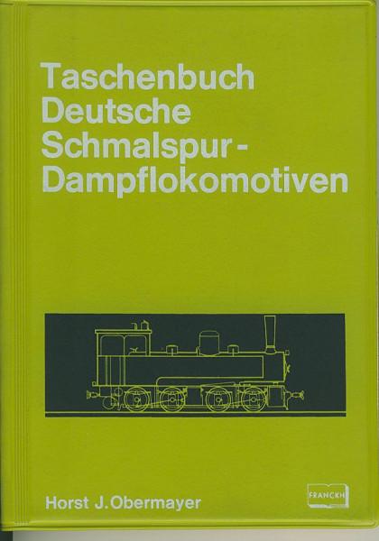 Kom: Taschenbuch Deutsche Schmalspurlok-Lokomotiven 1. Auflage