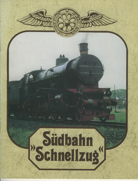 Buch Südbahn Schnellzug