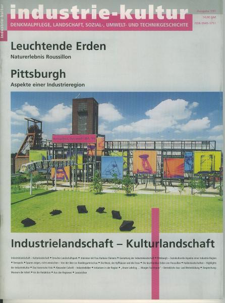 Heft Industrie-Kultur 01/1997