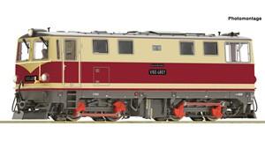 H0 Diesellokomotive V 60 K, DR, Ep.3-4, DCC SOUND