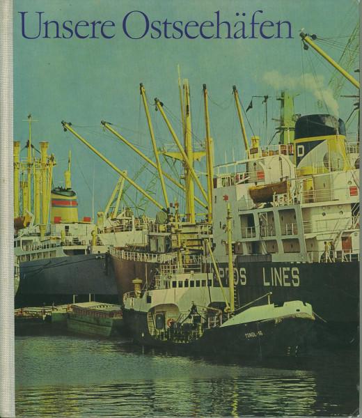 Buch Unsere Ostseehäfen