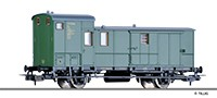 H0 Packwagen/2-a. Pw DB-3 NH2020