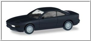 87 Mini-Kit BMW 850i(E31), schwarz NH2020(03)