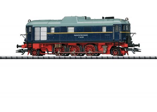 H0 Diesellok BR.V140.001 DRG blau SOUND NH2020