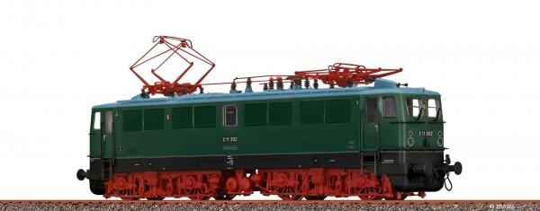 H0 E-Lok E11 DR, III, DC SOUND