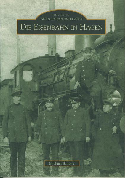 Buch Die Eisenbahn in Hagen