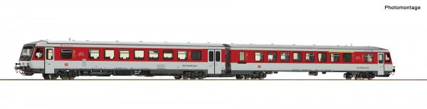 H0 Dieseltriebwagen BR 628.509 DBAG Ep.VI Sylt-Shuttle SOUND