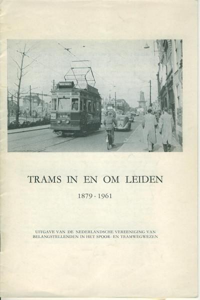 Buch Trams in en om Leiden 1879-1961