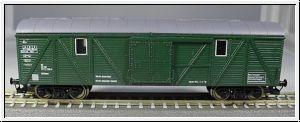 TT WIEMO EXCLUSIV Wagenset 'Bauzug-5' DR Ep.IV 2-teilig