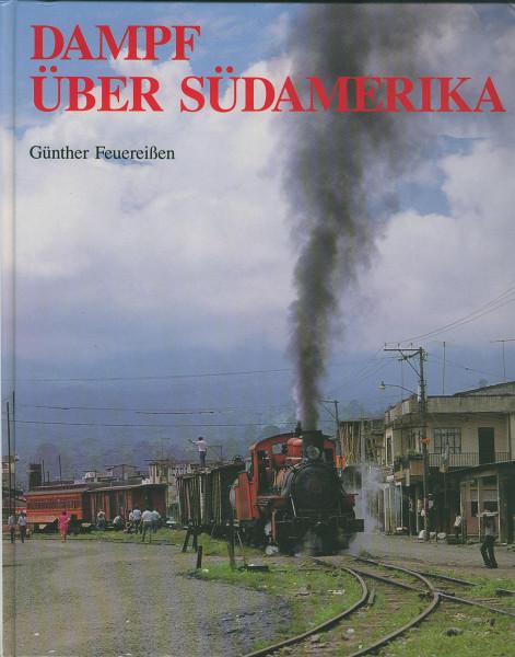 Buch Dampf über Südamerika