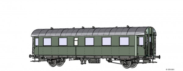H0 Personenwagen AB2mp CFL, III