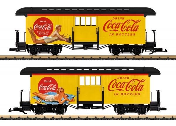 G US-Gepäckwagen/4-a. 'Coca-Cola' NH2020
