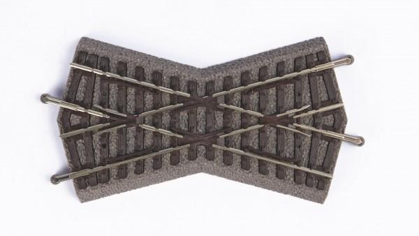 H0 B-Gleis Kreuzung 30° (G119mm)