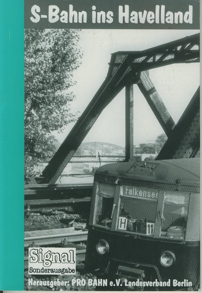 Buch S-Bahn ins Havelland