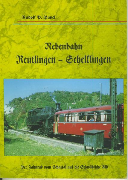 Buch Nebenbahn Reutlingen-Schelklingen