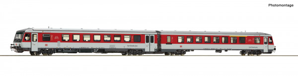 H0 Dieseltriebzug BR 628.4 DBAG Ep.6 Sylt