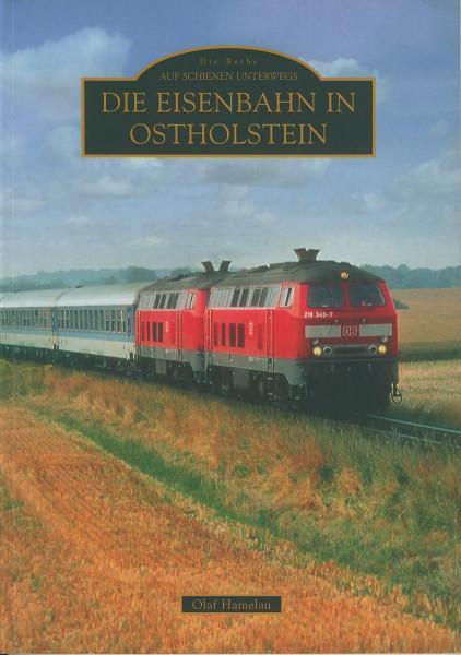 Buch Die Eisenbahn in Ostholstein