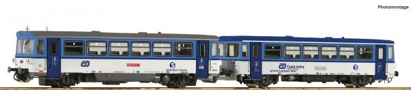 H0 Dieseltriebwagen Rh 810 CD Ep.6