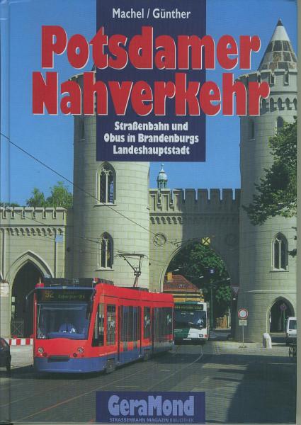 Buch Potsdamer Nahverkehr - Straßenbahn und Obus