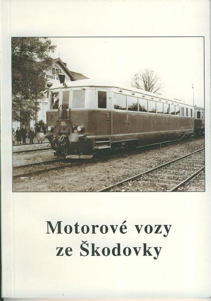 Buch Motorove vozy ze Skodovky