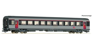 H0 Corail-Großraumwagen 2. Klasse, SNCF, Ep.6, DC