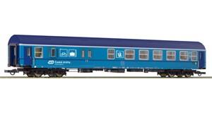 "H0 Reisezugwagen 2. Klasse/Gepäck ""Y/B 70"", CD, Ep.6, DC"