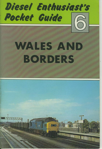 Buch Diesel Enthusiast's Pocket Guide 6 - Wales and Borders