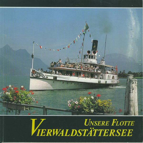 Buch Vierwaldstättersee - Unsere Flotte