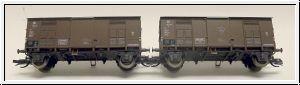 """TT- WIEMO EXCLUSIV Wagen-Paar """"Wismut-V"""", DR, Ep.III"""
