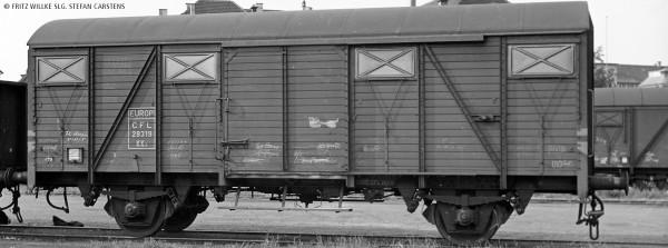 H0 Güterwagen Kks 210 CFL, III