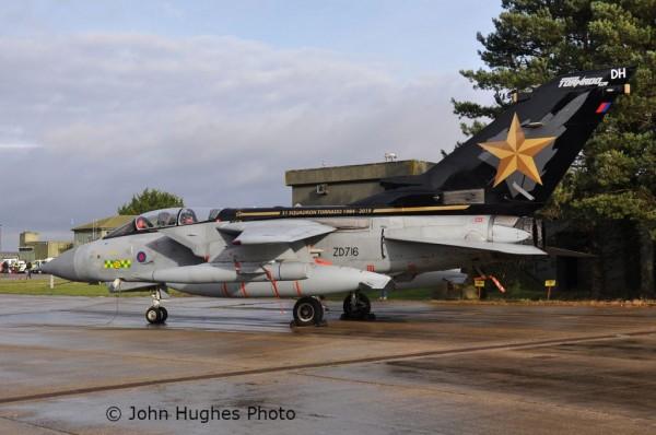 Tornado GR.4 'Farewell'