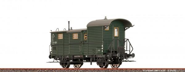 H0 Güterzuggepäckwagen Pwgi 12 DB, III
