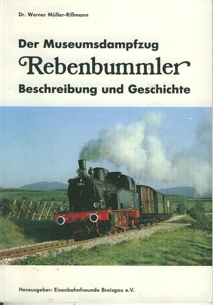 Buch Der Museumsdampfzug Rebenbummler - Beschreibung und Geschichte