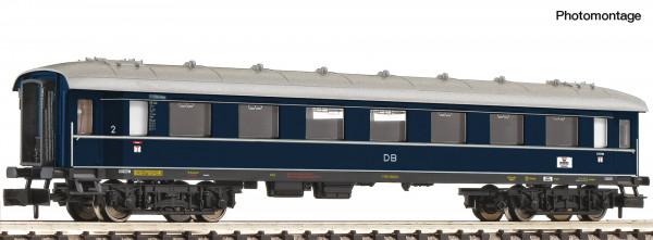 N F-Zug Personenwagen/4-achs. 2.Kl. DB Ep.III blau #1