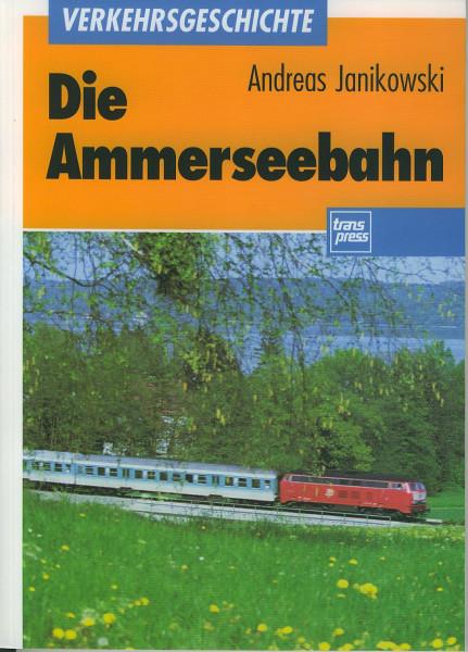 Buch Die Ammerseebahn