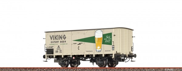 H0 Güterwagen G10 DSB, Viking