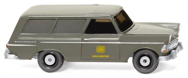 87 Opel Rekord'60/Car 'DB' grau FNH02/20