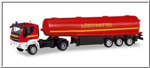 87 Iveco Trakker Tank-Sattelzug 'FW-Löschmittel' NH2020(01)