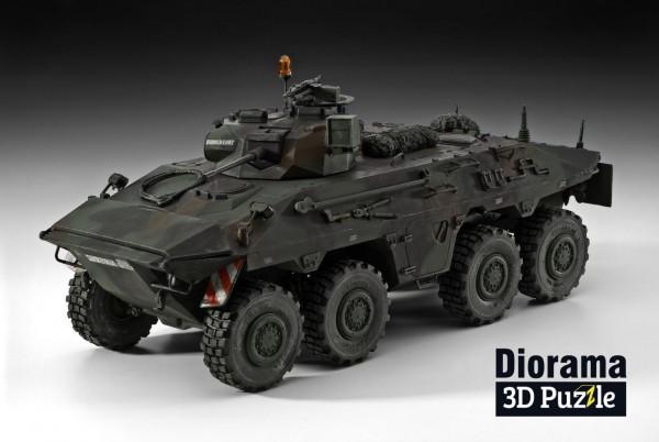 SpPz2 Luchs & 3D Puzzle Diora