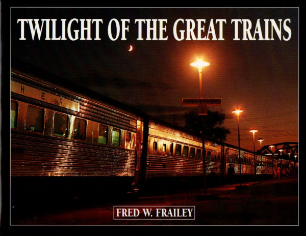Buch Twilight of the Great Trains