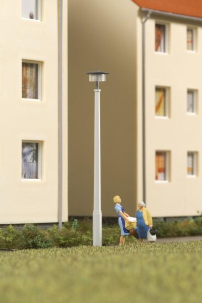H0 Straßenlampen-Attrappen 8-Stück
