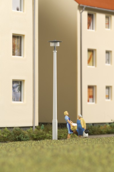 H0 Straßenlampen-Attrappen 8-Stück NH2020(07)