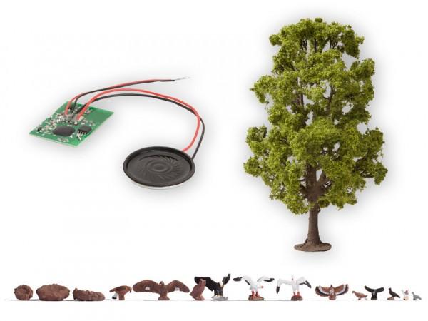 H0 Baum / Vögel / Sound NH2020