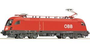 H0 E-Lok Rh 1116, ÖBB, Ep.6, DCC SOUND