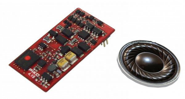 H0 LokSound SMART4.1 +Lautsprecher für BR110/E12