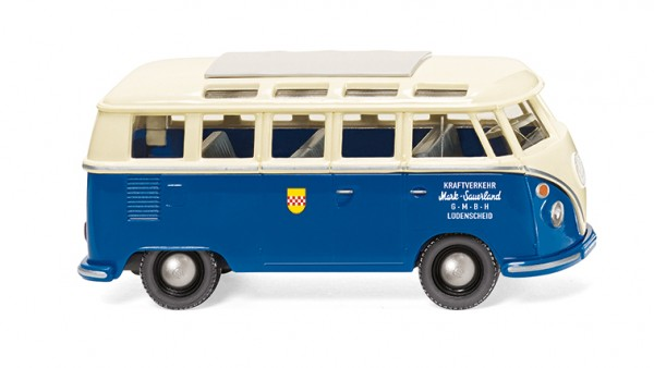 87 VW T1/Sambabus 'Mark-Sauerland' FNH02/20
