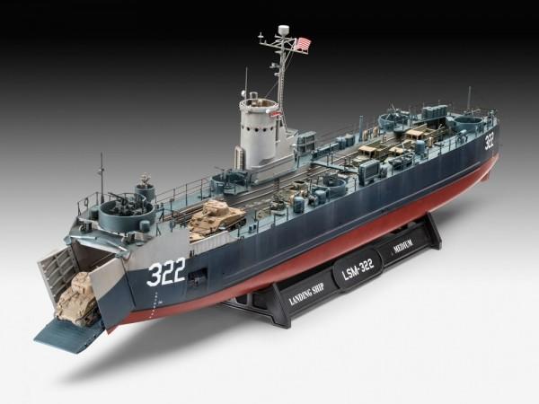 US Navy Landing Ship Medium (