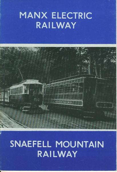Buch Manx Electric Railway - Snaefell Mountain Railway