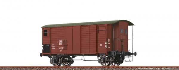 H0 Güterwagen K2 SBB, III